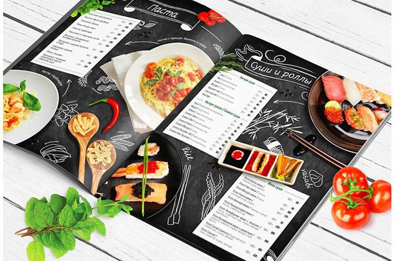 Những mẫu menu quán cà phê chuyên nghiệp
