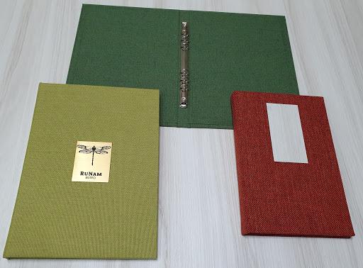 Thiết kế mẫu menu quán cà phê dạng vải đẹp