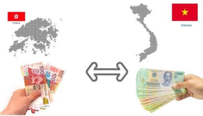 1 Đô La Hồng Kông Bằng Bao Nhiêu Tiền Việt Nam