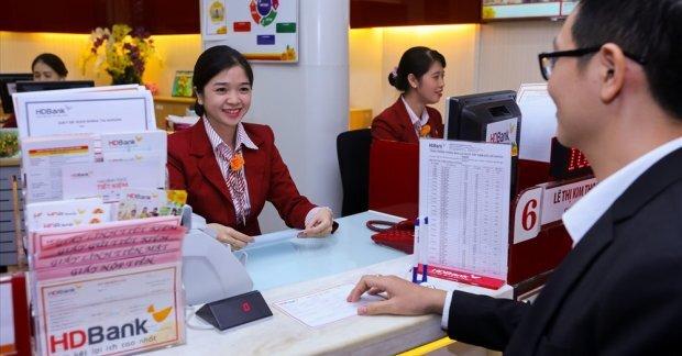 đăng ký thẻ tín dụng HDBank