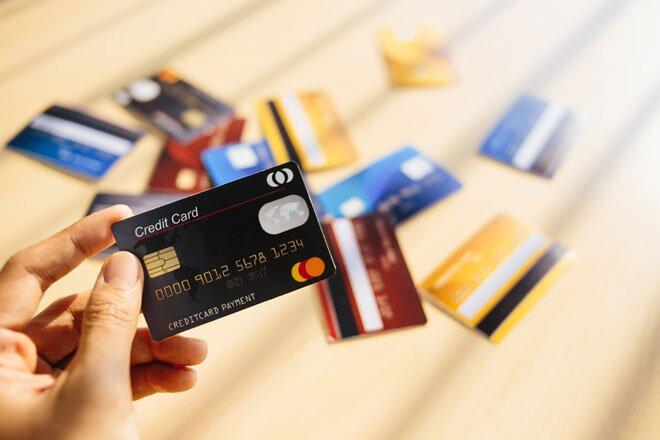 mở thẻ tín dụng không cần chứng minh thu nhập