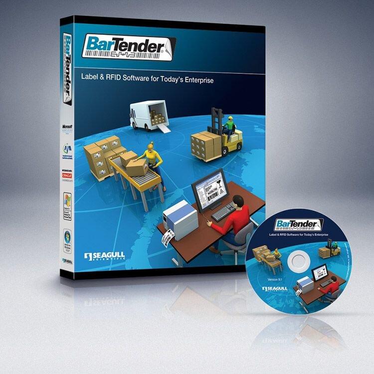Phần mềm thiết kế tem nhãn mã vạch Professional Barcode Software