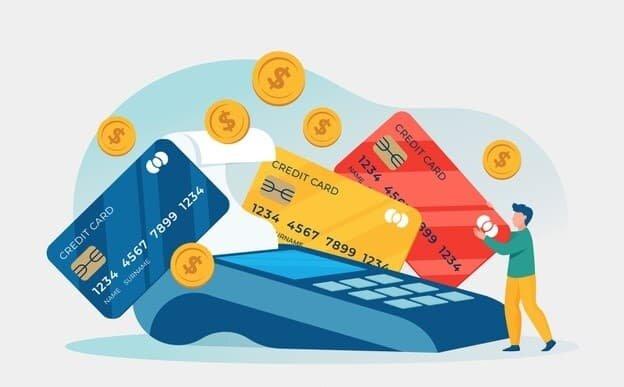 thanh khoản chậm thẻ tín dụng