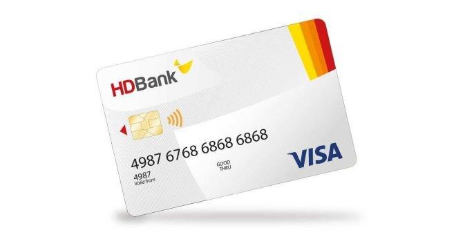 Thẻ tín dụng HDBank
